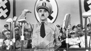 Chaplin, el gran dictador
