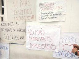 Continúa paro de médicos del San José de Popayán