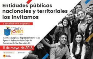 """""""Estado Joven"""" convoca a prácticas laborales en el sector público"""
