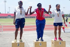 Cuatro medallas lograron atletas en Nacional Mayores en Cali