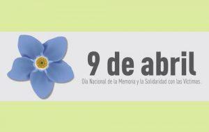Día Nacional de las Víctimas