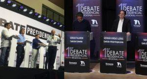 LOS DEBATES PRESIDENCIALES Y EL CAUCA