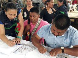 En Jambaló, se firmó Plan de Reparación Colectiva