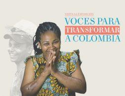 Exposición Memoria Histórica de Colombia