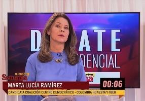 Marta Lucia Ramírez