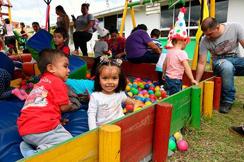 día de la niñez y la recreación