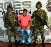 'Mordisco' era uno de los criminales más buscados en el Cauca