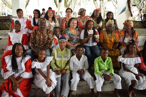 Celia Noreña Banguero, coordinadora de la Oficina de Asuntos Étnicos del Cauca