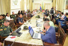 Normalidad en el Cauca para elecciones presidenciales