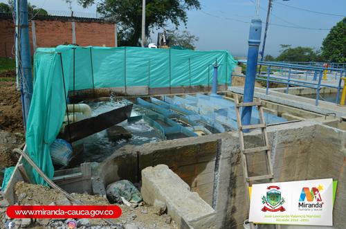 Planta de Tratamiento de Agua Potable PTAP