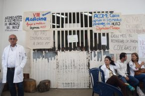 Se frena paro en el Hospital San José de Popayán