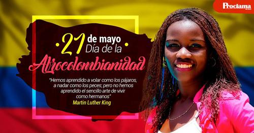 Afronortecaucanos celebraron su día en Miranda
