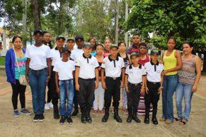 Niños de Santander de Quilichao piden que no se acabe Policía Cívica