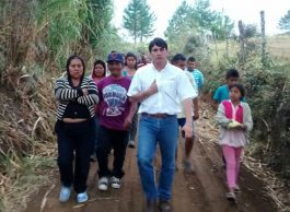Concejal liberal Pablo Parra fue dejado en libertad