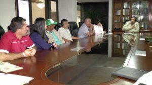 Campesinos manifiestan que no bloquearan vía panamericana