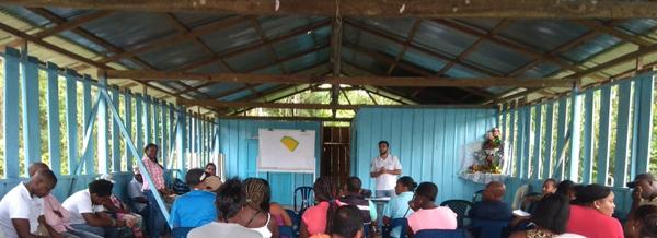Avanza construcción de celda de contingencia en la vereda Temuey del municipio de Guapi, para la disposición de residuos