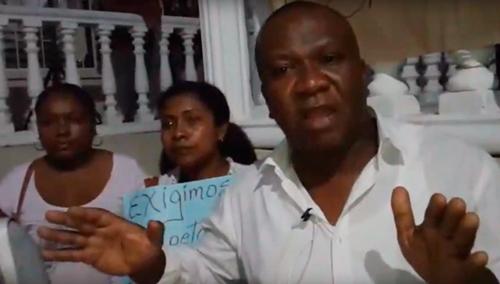 Estudiantes de la FUP protestan por incumplimientos de la universidad