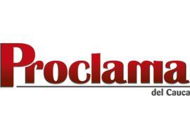 Superintendencia de Industria y Comercio concedió el Registro de Marca (Mixta) a Proclama del Cauca