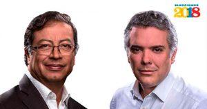 Las elecciones presidenciales del 17 de junio en Colombia…