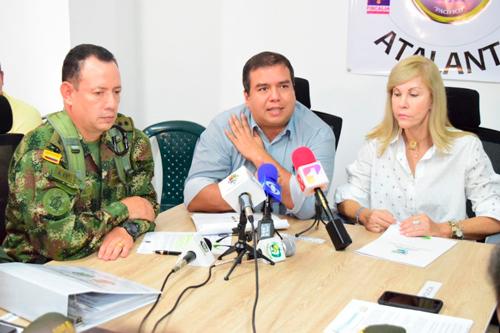 Operación Atalanta ya presenta resultados importantes contra la delincuencia en la región