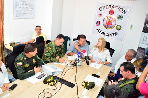 Operación Atalanta ya presenta resultados
