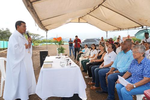 Hospital del Cauca declarado símbolo de la Paz de Colombia recibió consagración