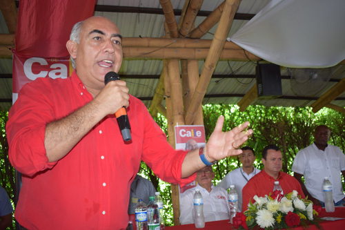 Humberto de la Calle visitó el Cauca