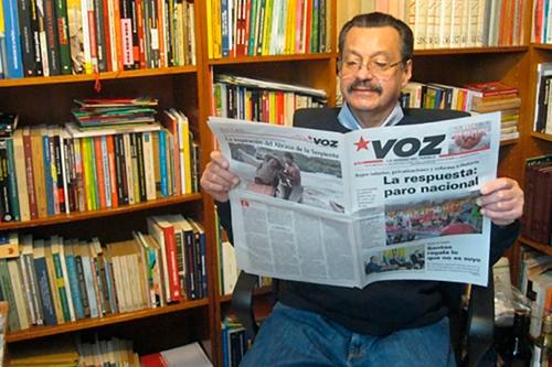 Carlos Lozano siempre luchó por la paz