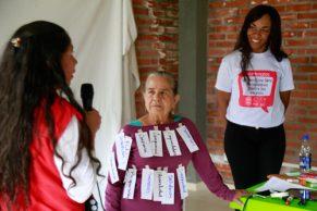 Cauca es ejemplo en ejecutar proyectos para mujeres