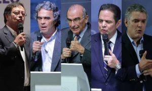 Las elecciones presidenciales en el Cauca