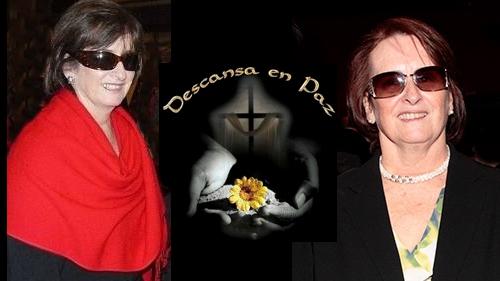 Falleció la esposa de Iragorri Hormaza