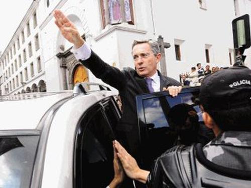 No es tiempo de Uribe