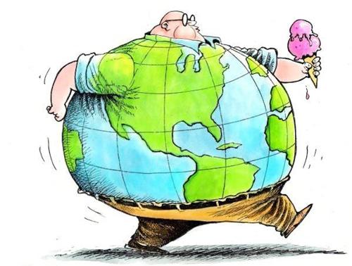 Obesidad, problema de salud pública