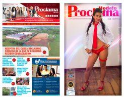 Lea gratis la edición impresa No. 399 de Proclama del Cauca
