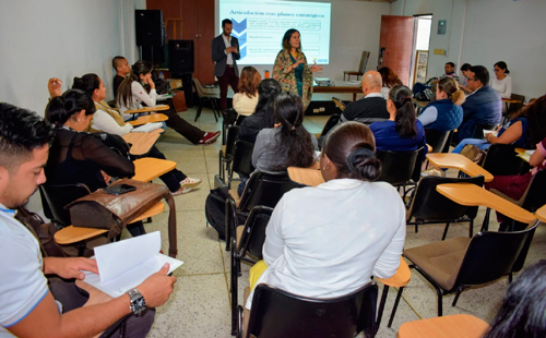 Secretaría de Salud trabaja por las las víctimas del conflicto armado