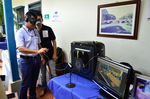Realidad virtual para favorecer condiciones físicas