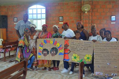 Día de la Afrocolombianidad en Guachené