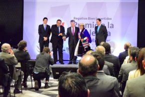 Premio a la Excelencia, Regalías Bien Invertidas