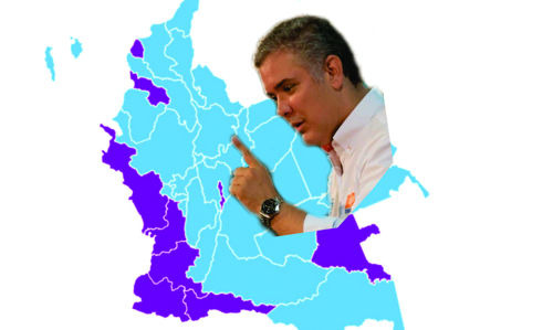 Doña Colombia, una víctima más del maltrato machista