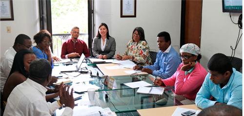 Mesa de Trabajo Etnoeducativa de Comunidades afrocolombianas
