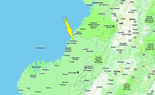 Consejo Comunitario Cauca - Valle en López de Micay