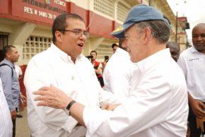 Presidente Santos despide su gobierno en el Cauca
