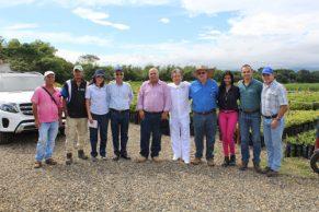 Vivero El Paraíso sigue sembrando vida en el Cauca