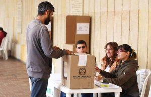 Así se han sido las elecciones en Colombia