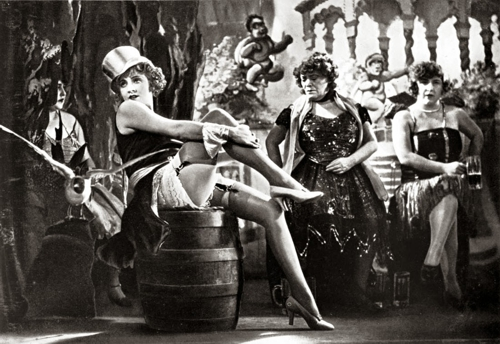 ÁNGEL AZUL (1930)
