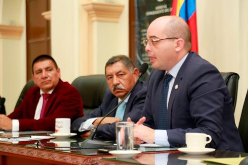 Asamblea departamental destaca el trabajo de salud en el Cauca