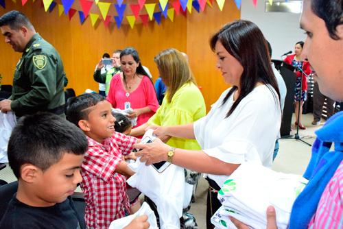 Gobernación lanzó el programa 'Campeones de la vida'