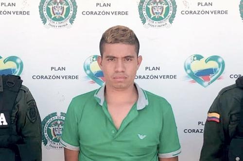 Capturan en Quilichao al custodio de periodistas asesinados