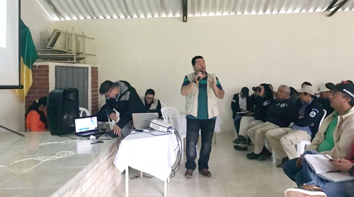 Consulta indígena para creación de Zona de Reserva Campesina