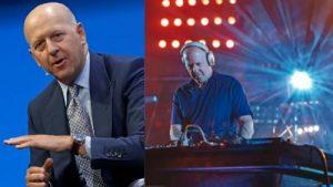 DJs en Goldman Sachs con Kemistry